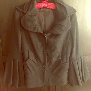 Gorgeous puff-sleeve jacket